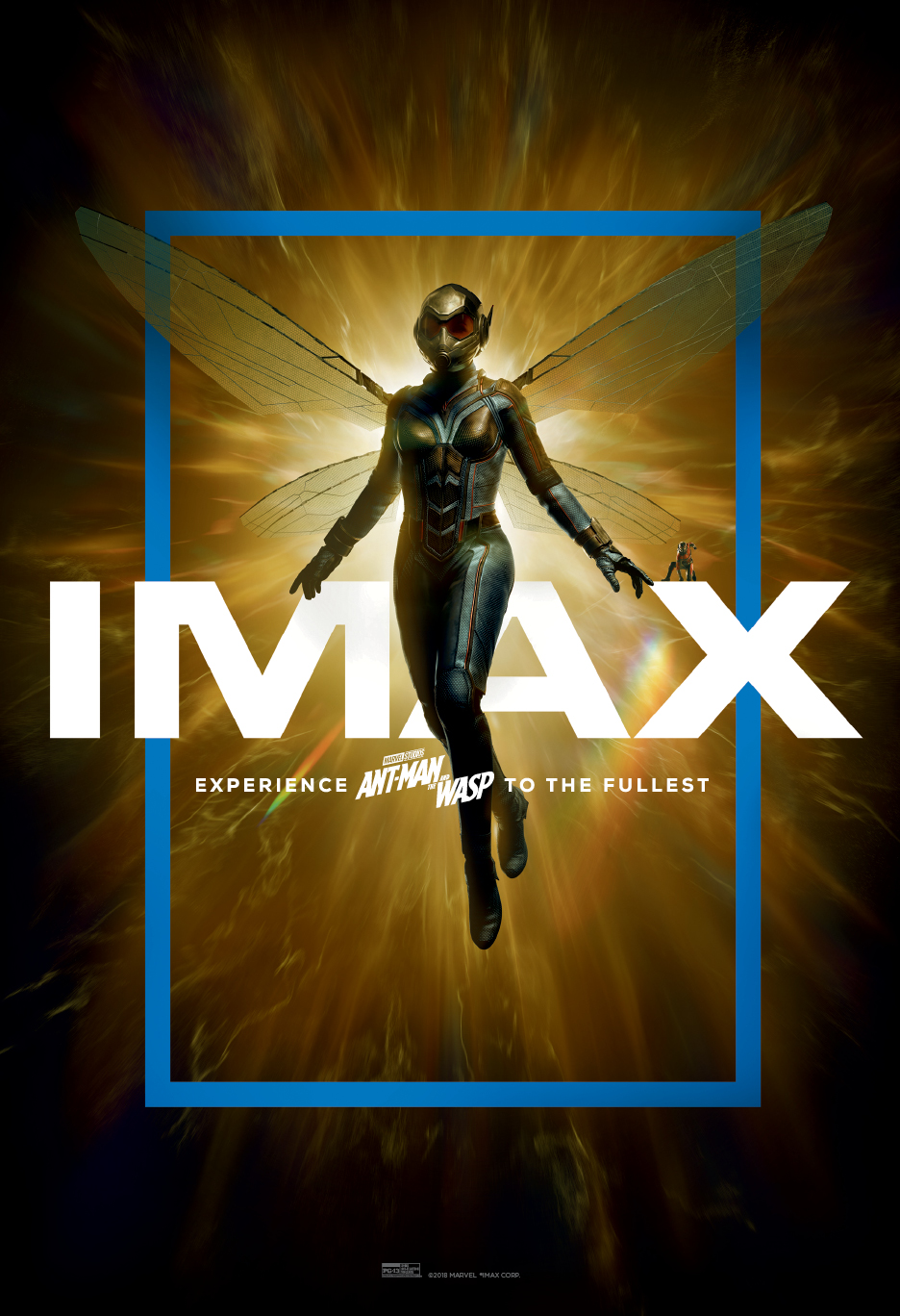 Ant-Man and The Wasp - IMAX® G...