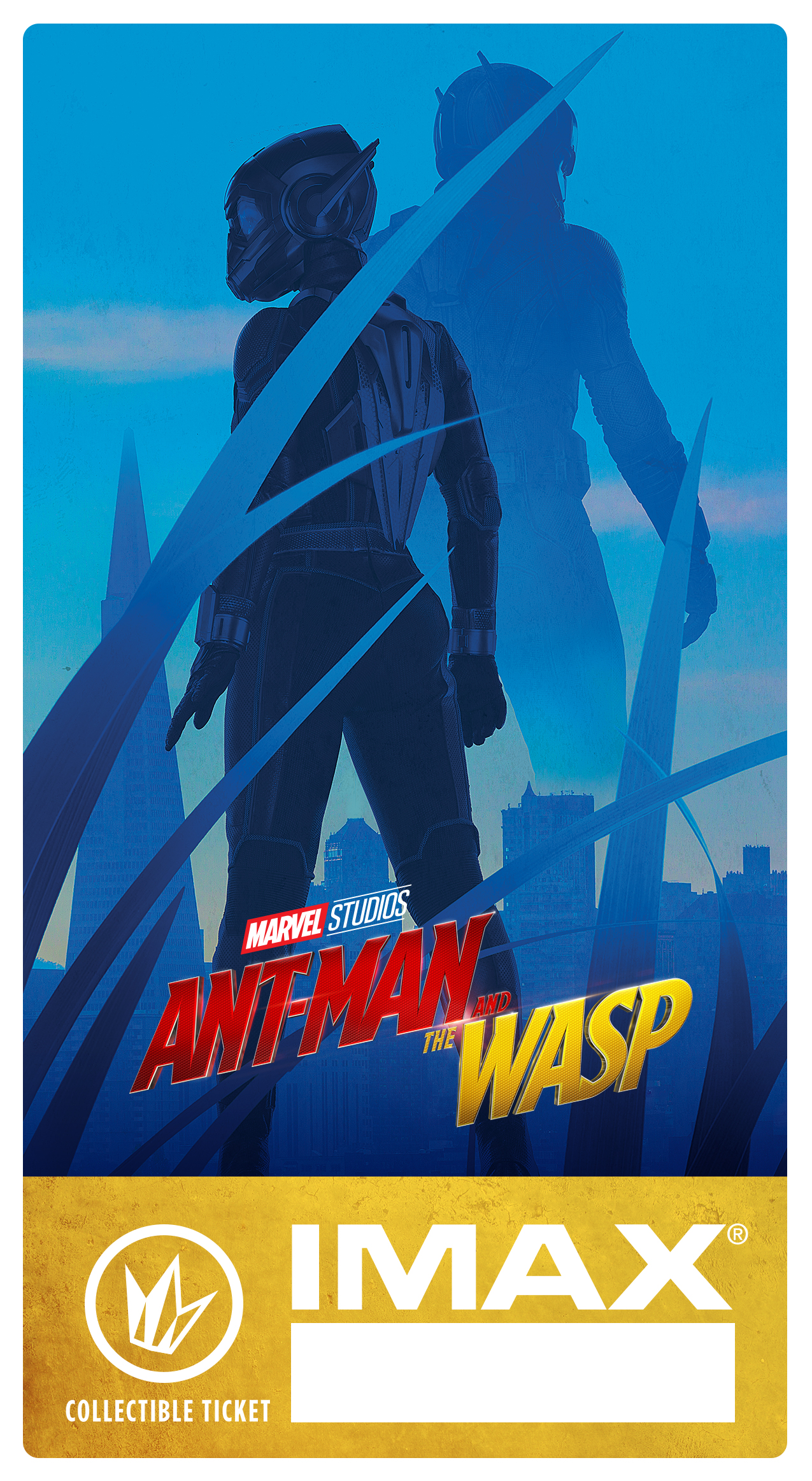 Ant-Man and the Wasp Regal Ticket