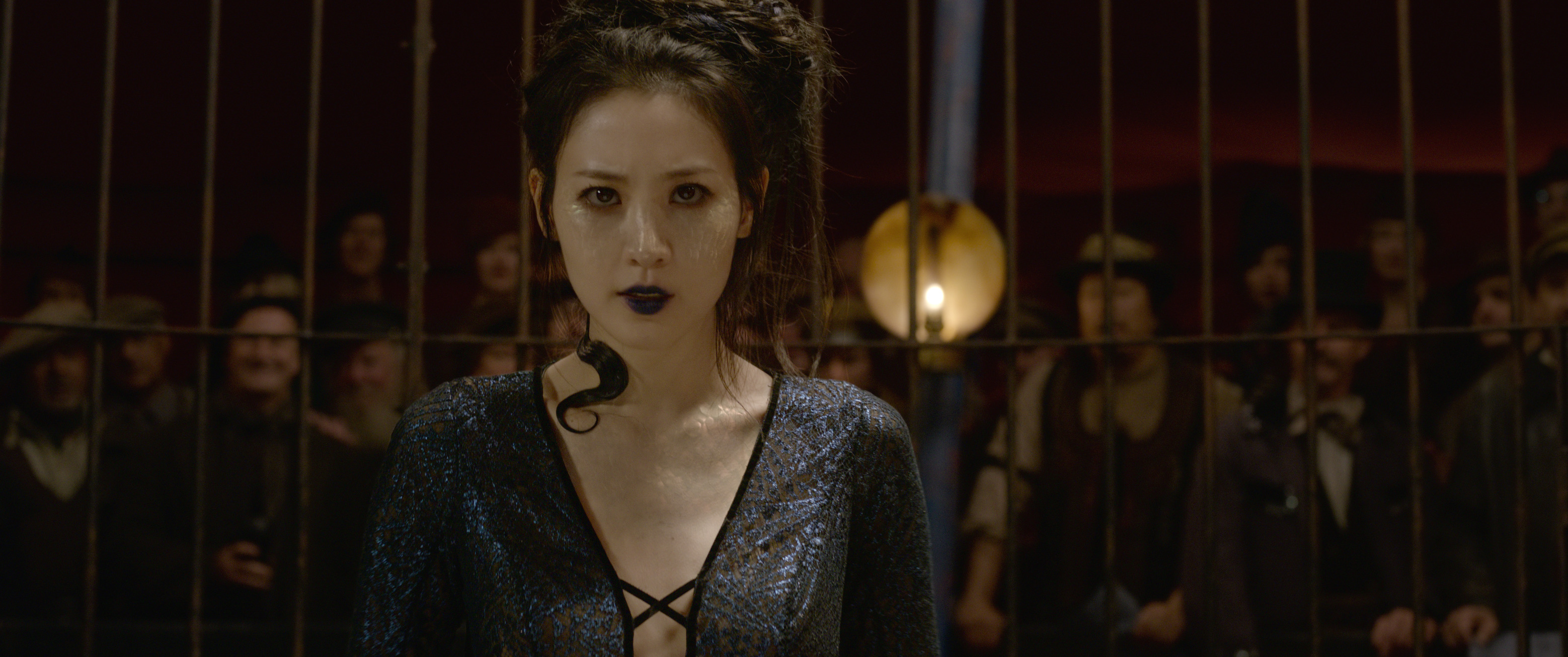 Claudia Kim as Nagini