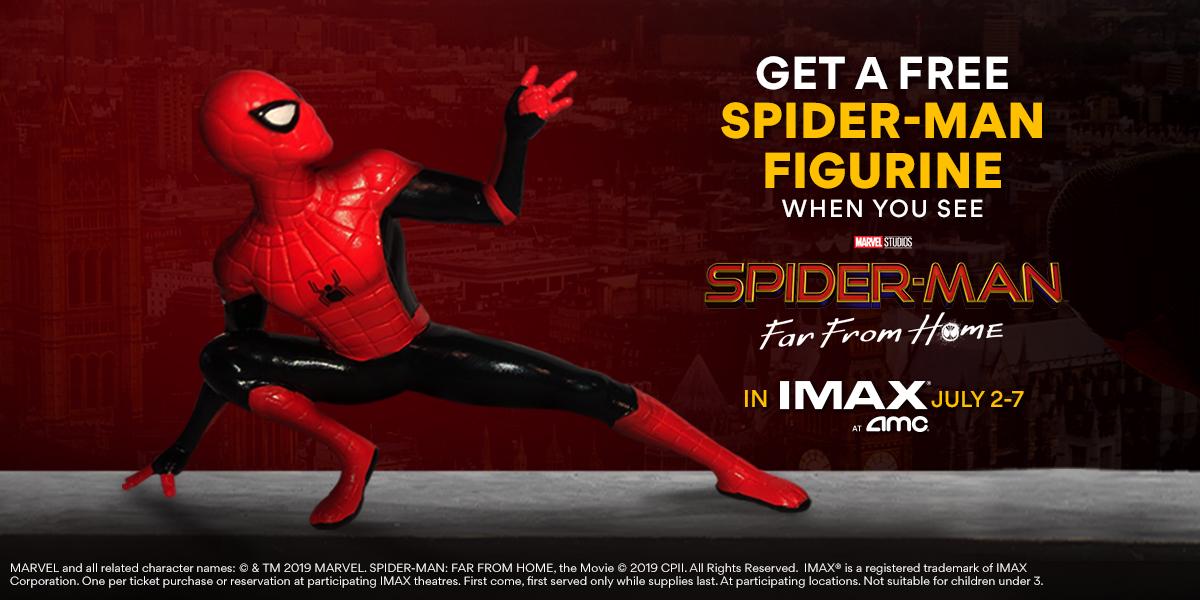 IMAX at AMC Figurine