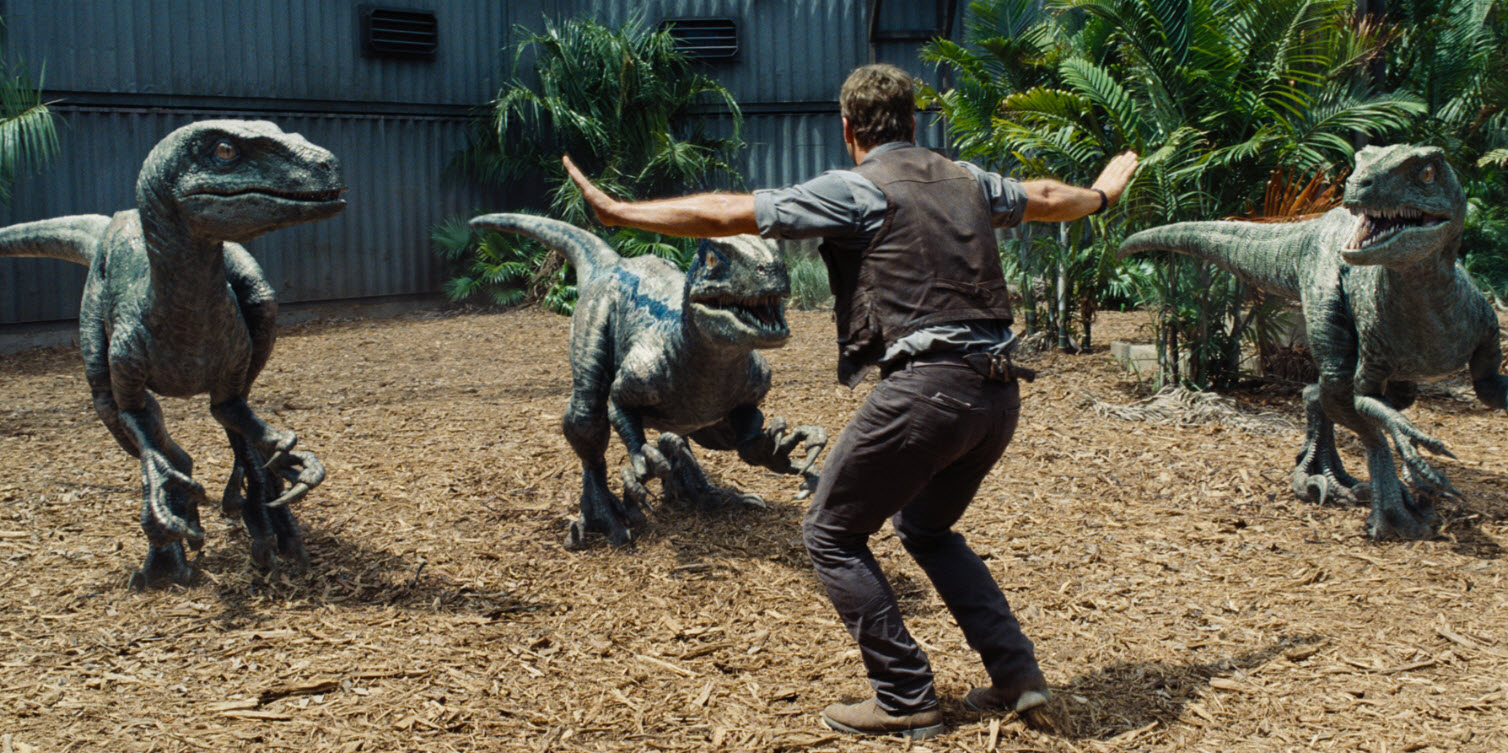 Jurassic World grossed more than $1 billion at the global box office.