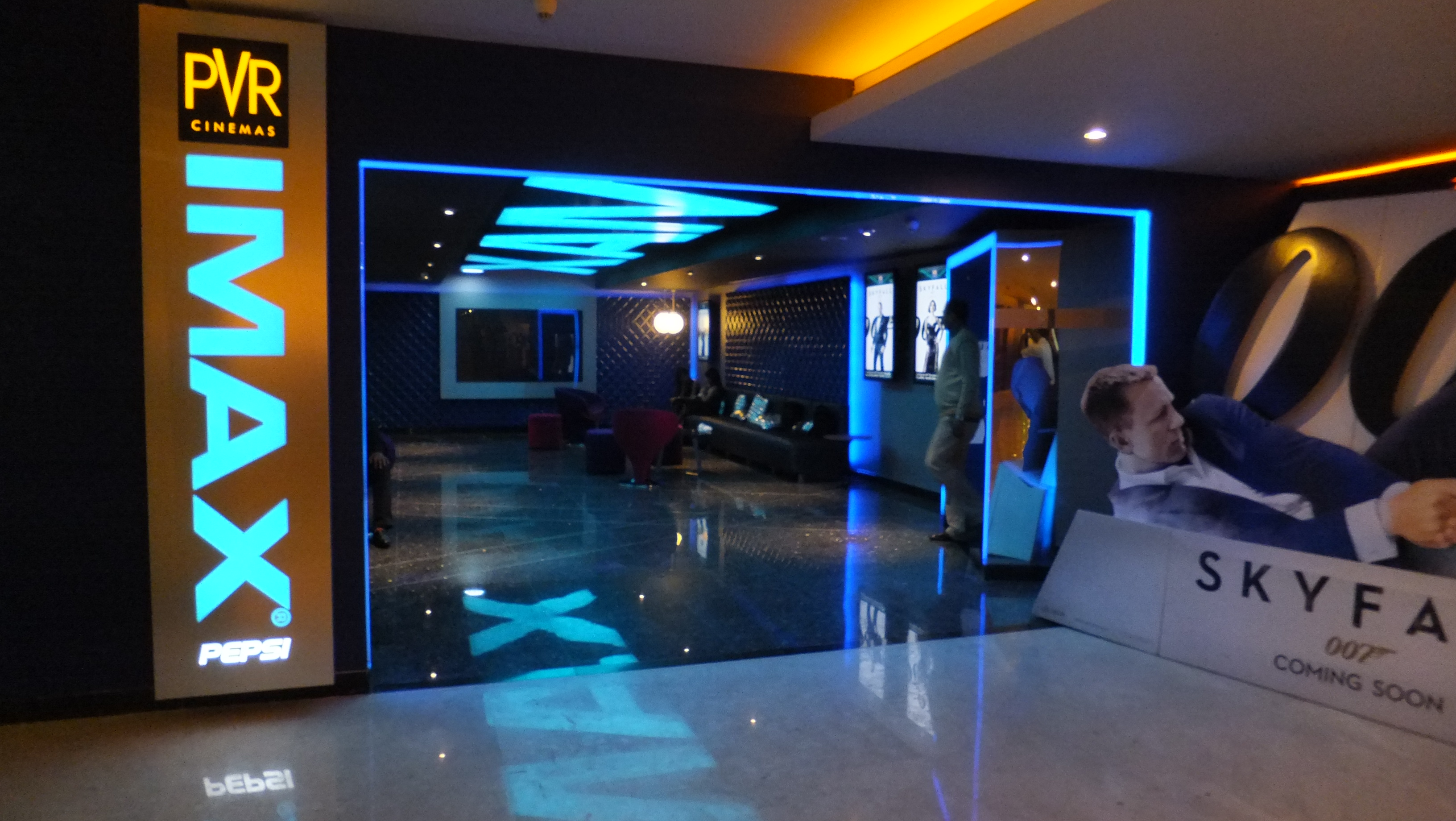 PVR Forum IMAX Theatre