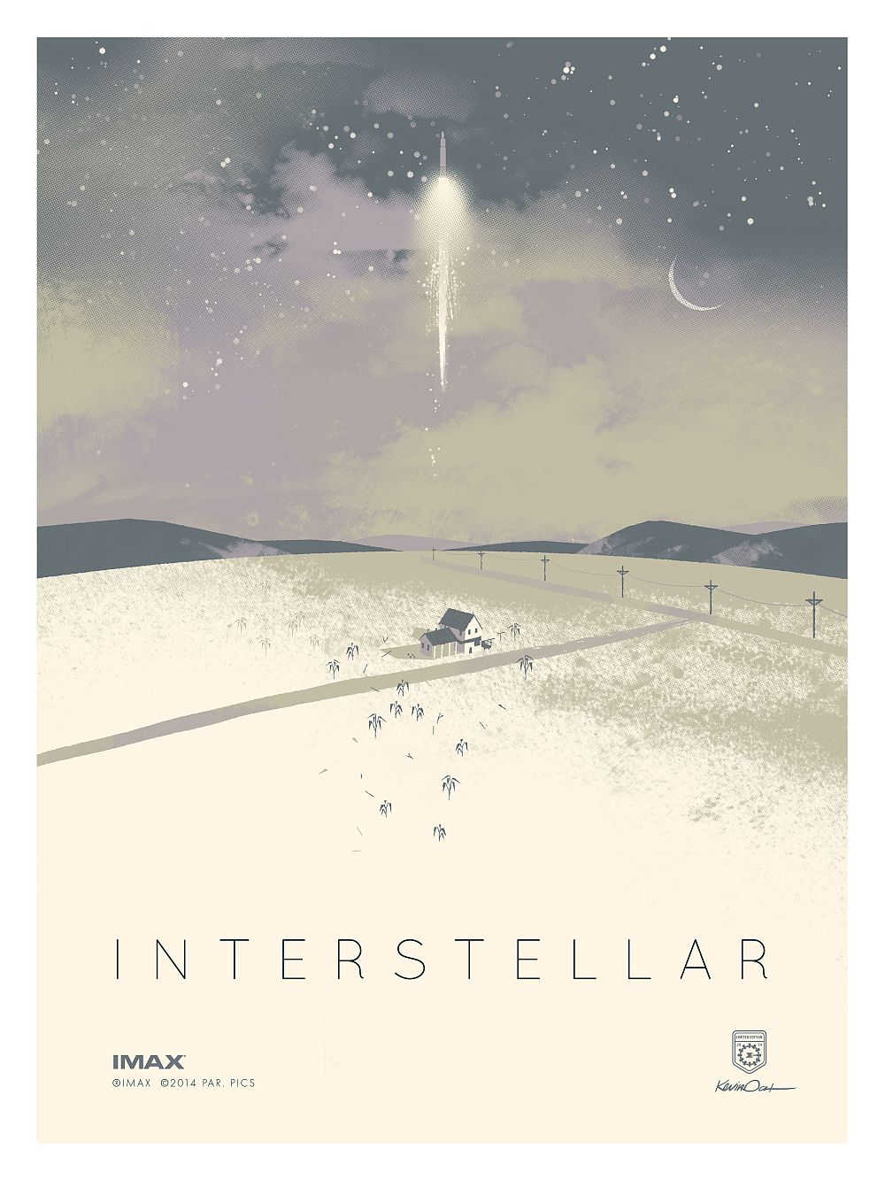 Interstellar Poster Categories