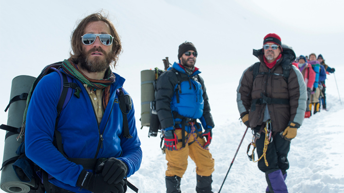 "Analysts don't expect that it will take another four years until another film follows in ""Everest's"" footsteps."