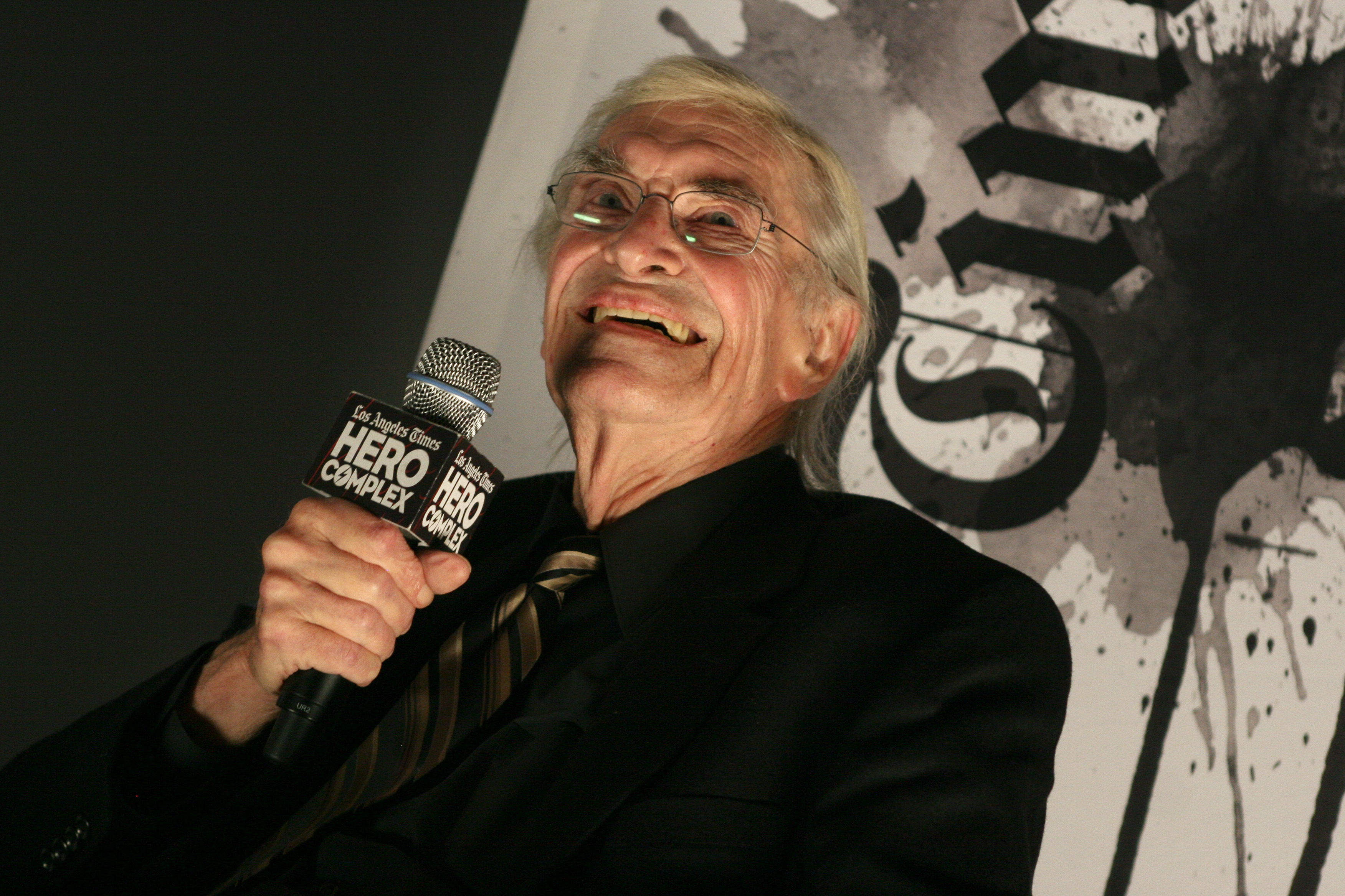 Martin Landau at Hero Complex