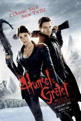 Hansel and Gretel in IMAX 3D
