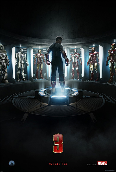 Iron Man 3 in IMAX 3D