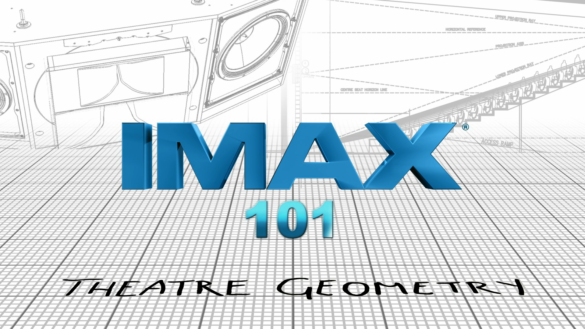 Check out our new imax 101 theatre geometry video to find out more
