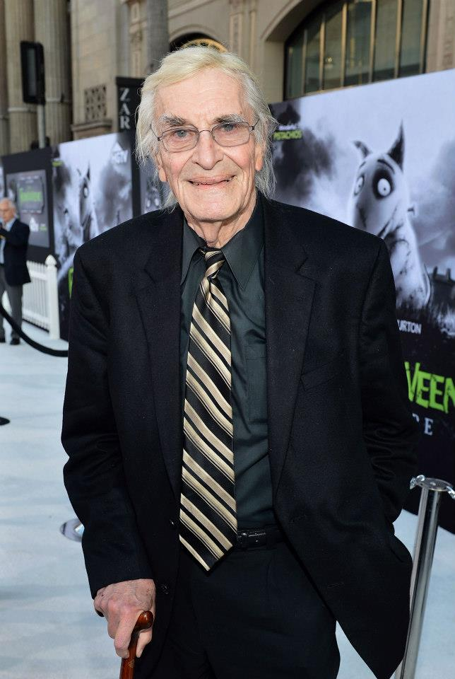 Martin Landau at Frankenweenie Premiere