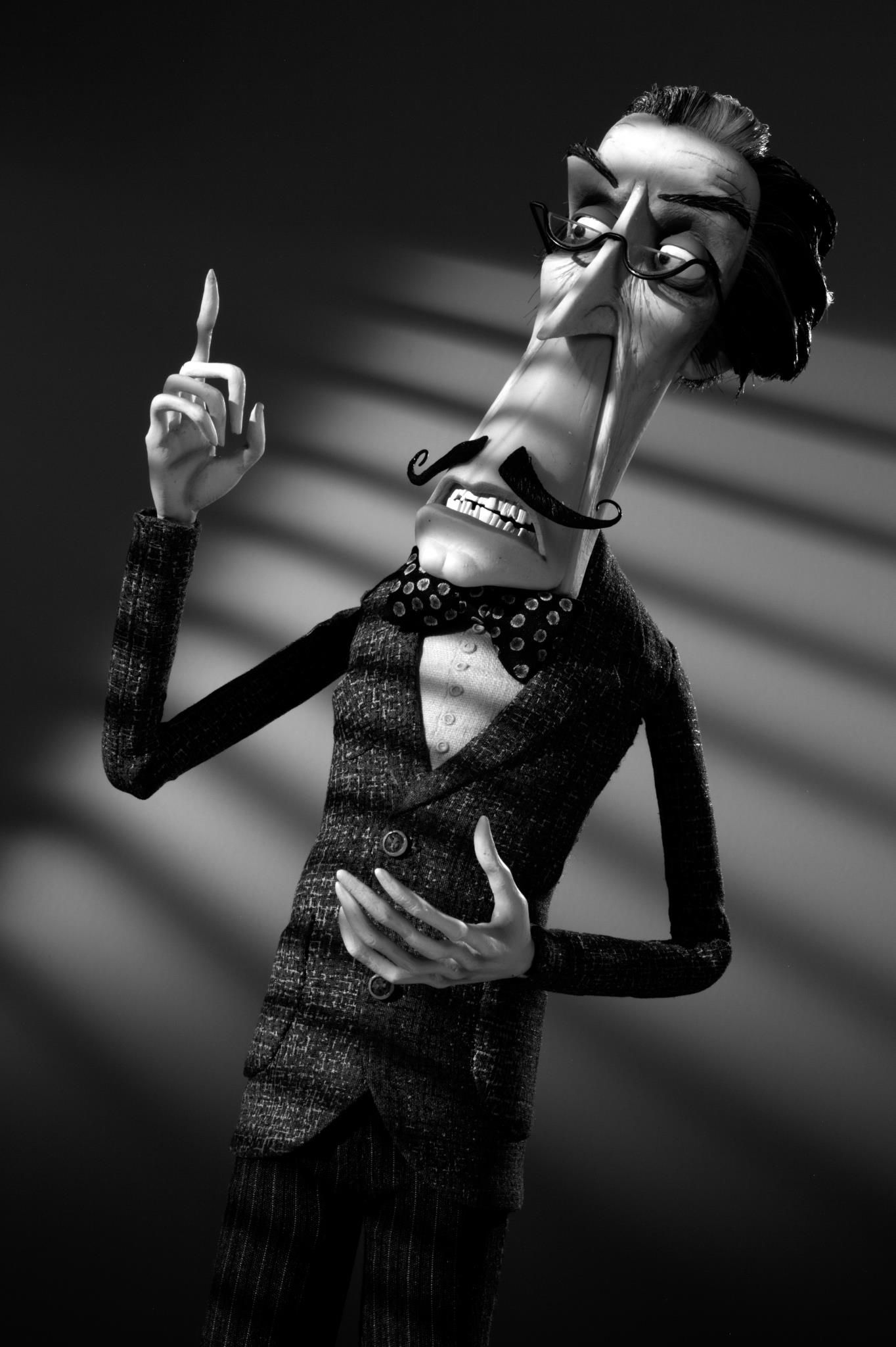 Mr. Kzykruski from Frankenweenie
