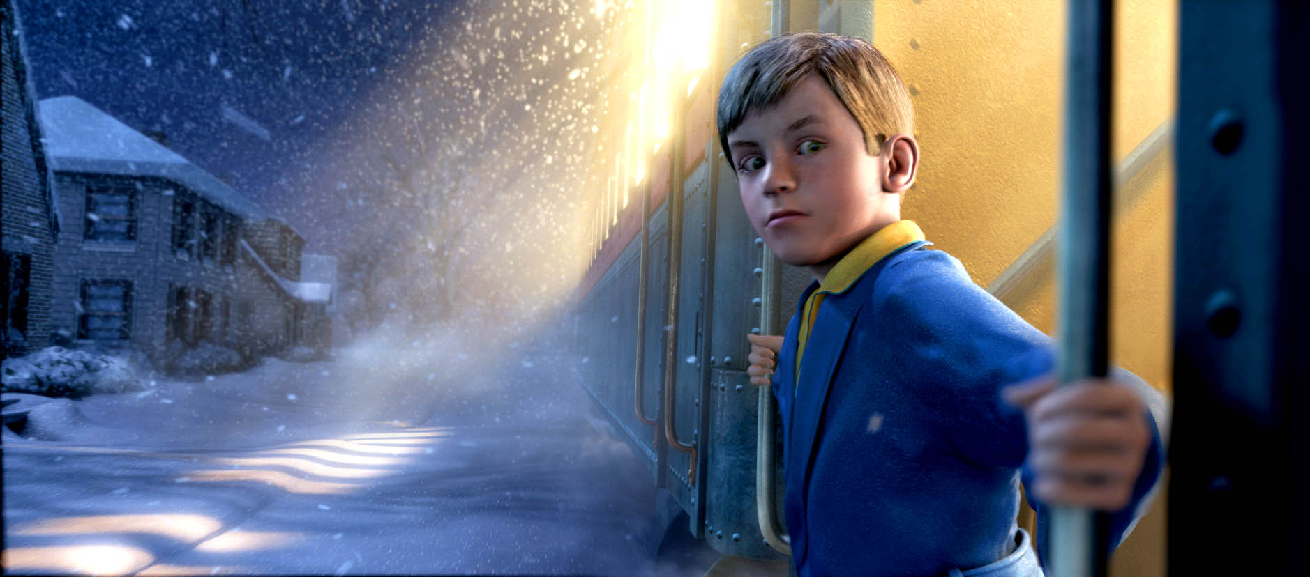 Hero from The Polar Express in IMAX 3D