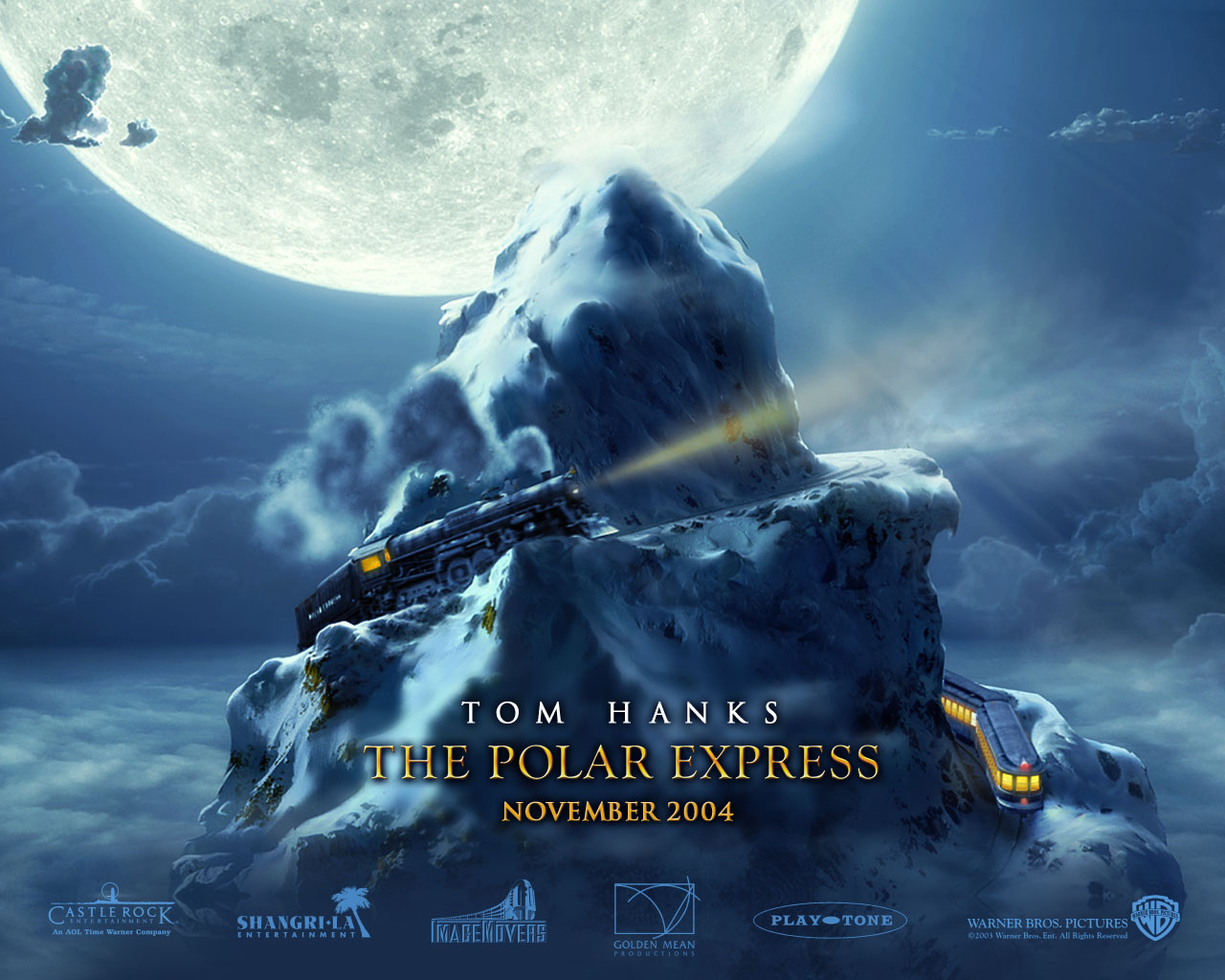 The Polar Express IMAX 3D