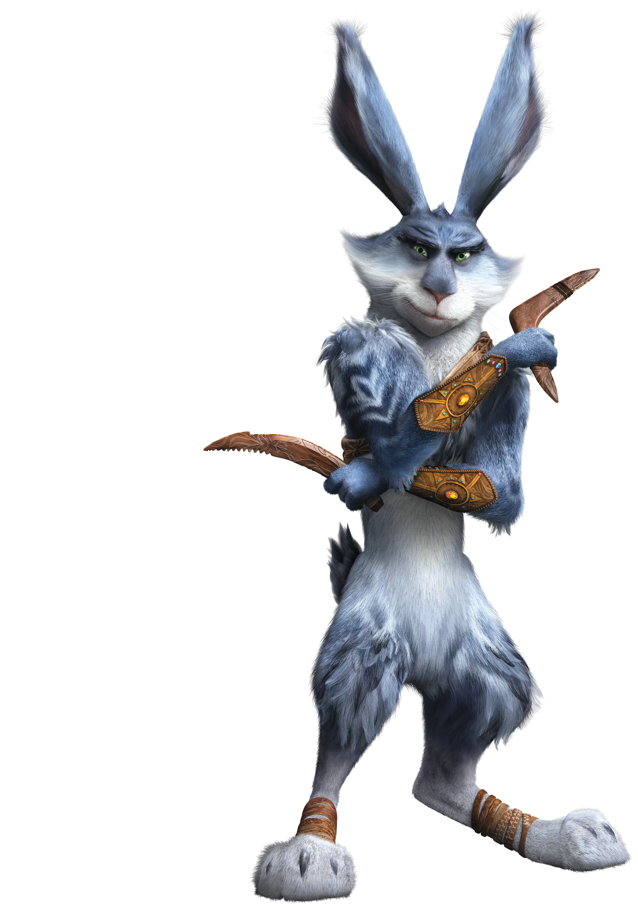 Easter Bunny from Rise of the Guardians