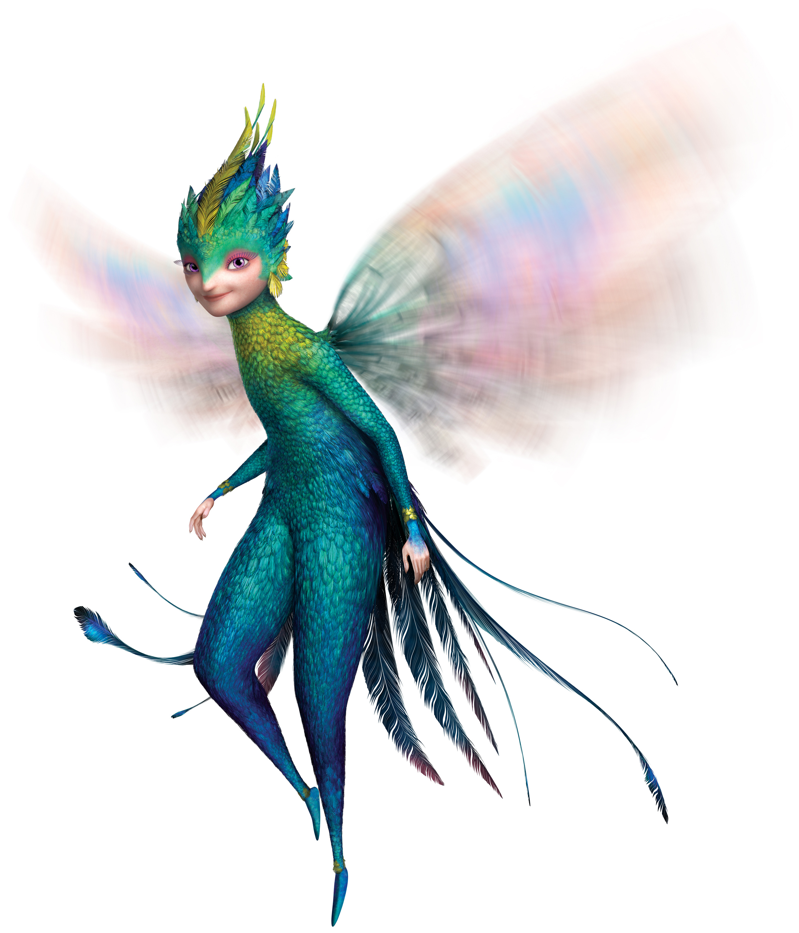 Tooth Fairy of Rise of the Guardians
