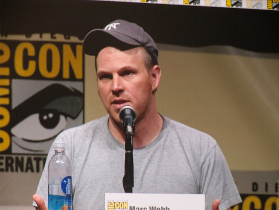 Mark Webb at Comic-Con
