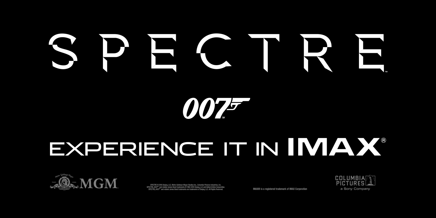 SPECTRE title treatment