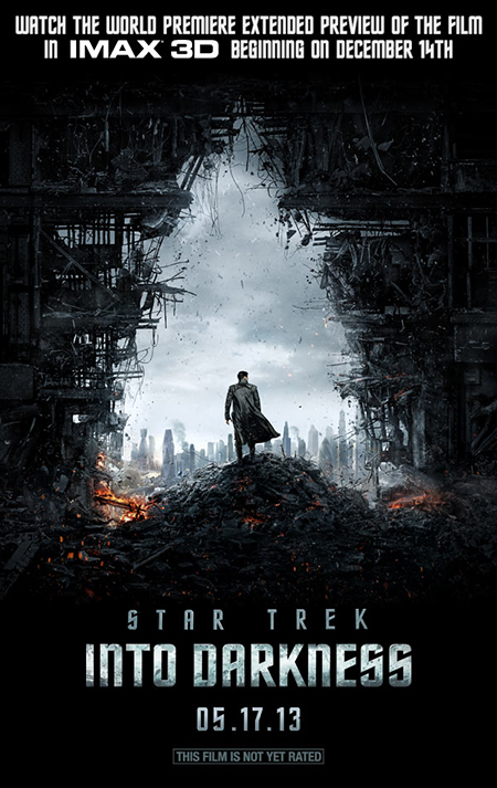 Star Trek Into Darkness prologue in IMAX