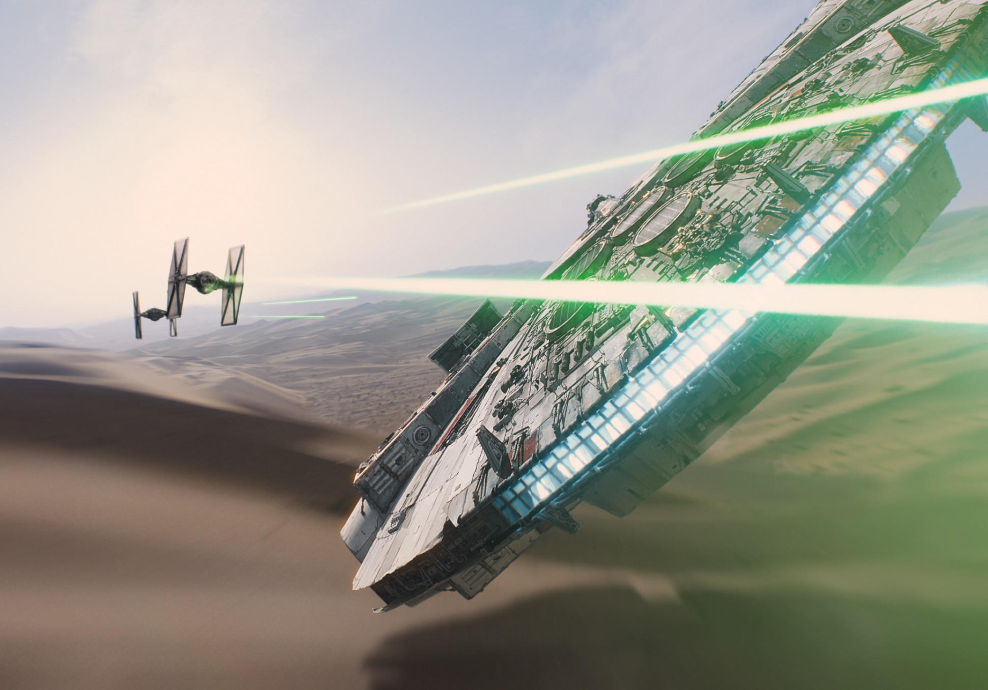 If moviegoers really are feeling the force, then Star Wars could dominate Imax screens even beyond that.