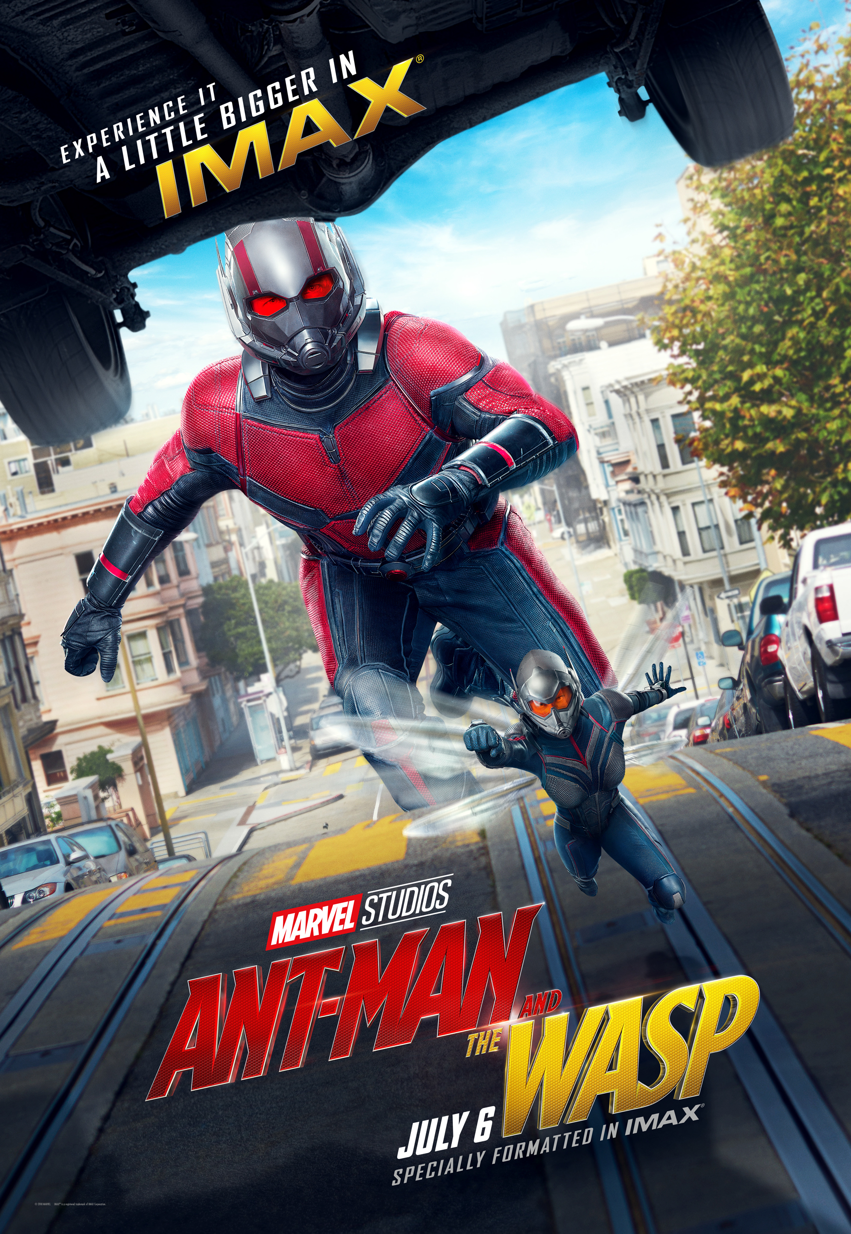 Ant-Man and The Wasp IMAX Poster