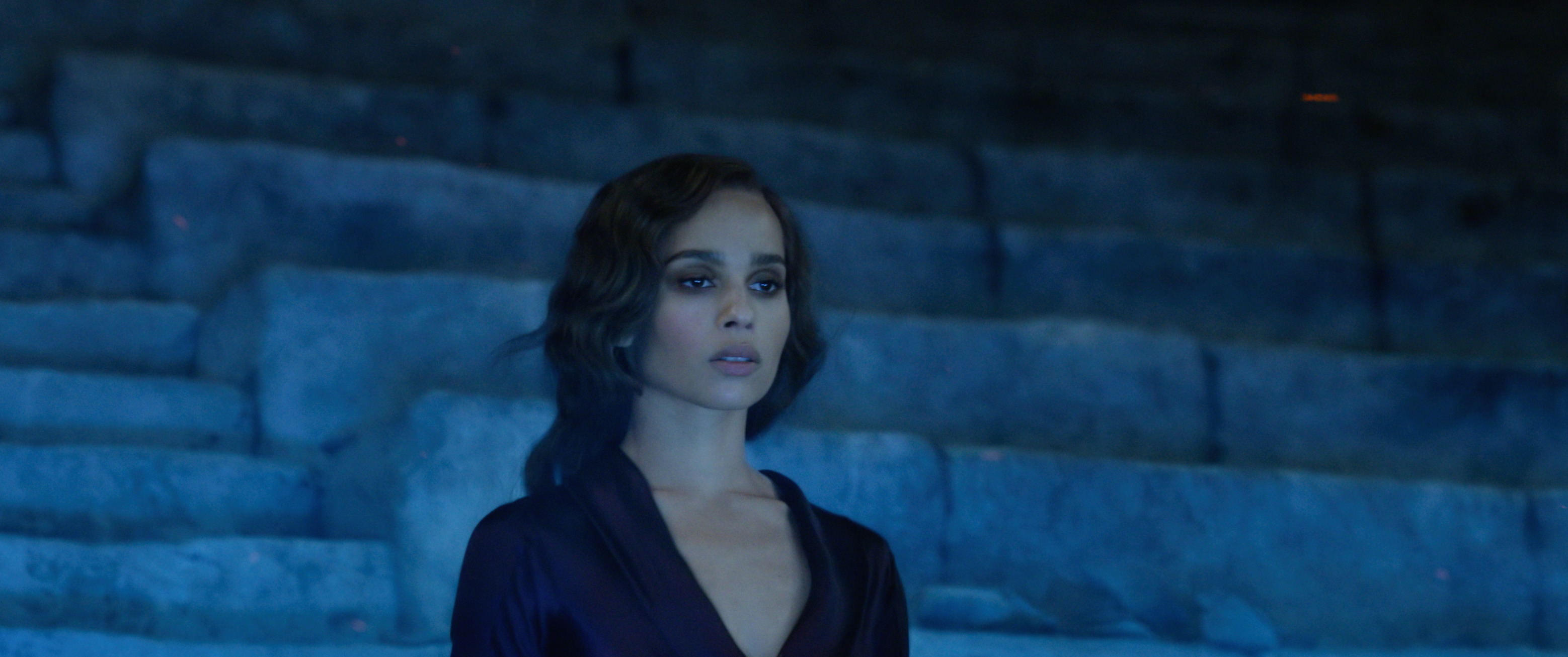 Zoë Kravitz as Leta Lestrange