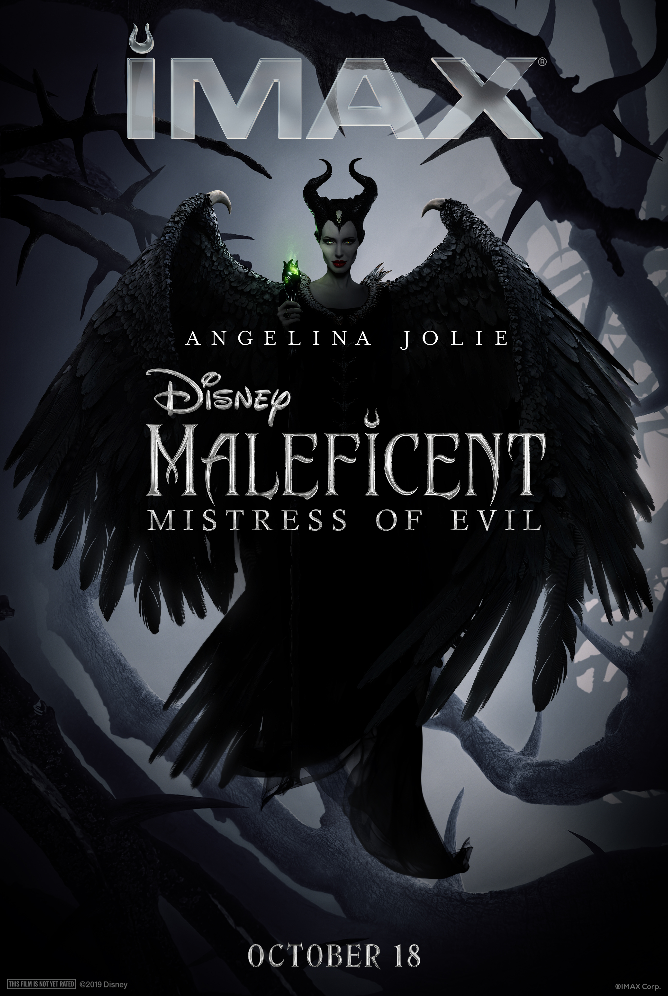 Maleficent : Mistress of Evil IMAX? Exclusive Artwork
